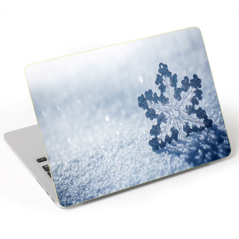 Miếng Dán Skin Trang Trí Mặt Ngoài + Lót Tay Laptop Holidays LTHLD - 169