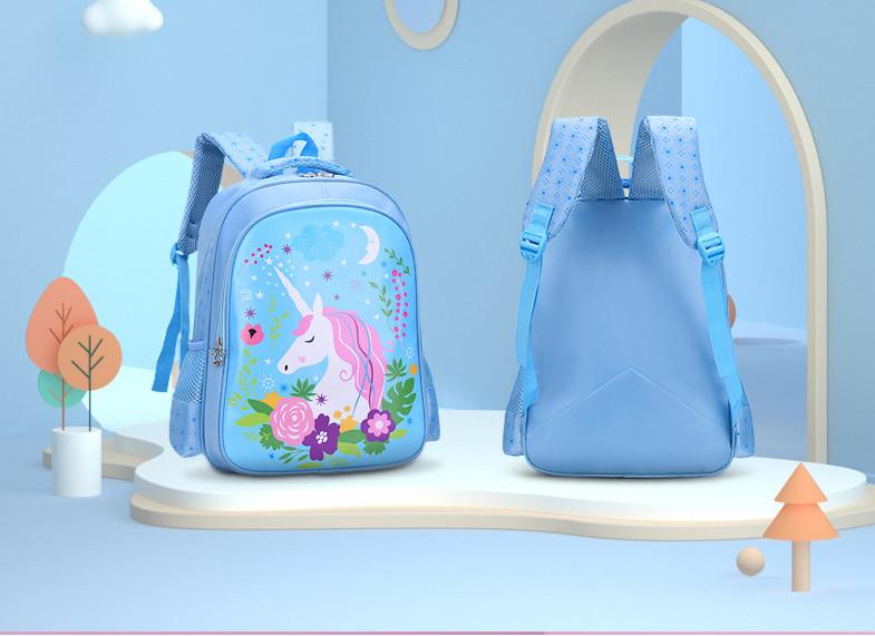 Balo Pony xanh ngọc cấp 1