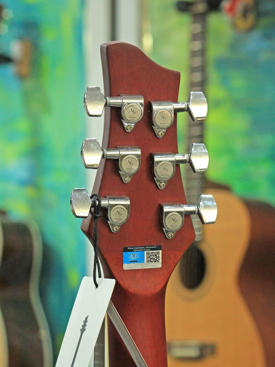 Đàn Guitar Acoustic NG N1YSEQ (Solid Top)