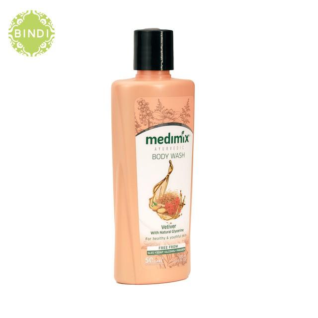 Sữa tắm Medimix Cỏ Hương Bài 300ml