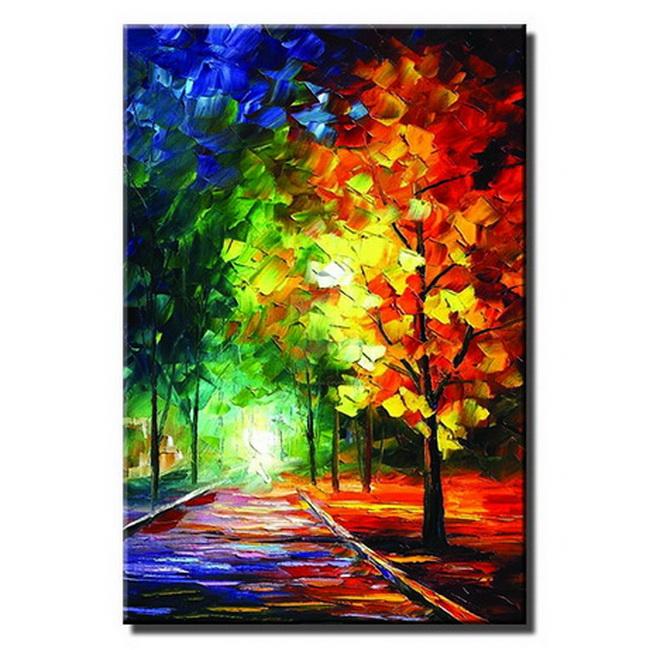 Tranh vải canvas thiên nhiên đẹp  LCV40-130