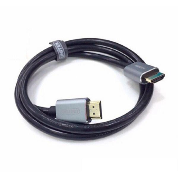 Cáp HDMI 2.0 Ultra HD 4K dài 3M Unitek Y-C139LGY - Hàng Chính Hãng