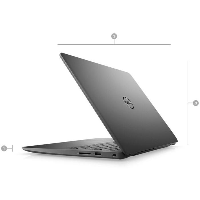 Laptop Dell Vostro 3405 V4R33250U501W (AMD R3-3250U/ 4GB RAM/ 1TB HDD/ 14 HD/ Win10) - Hàng Chính Hãng