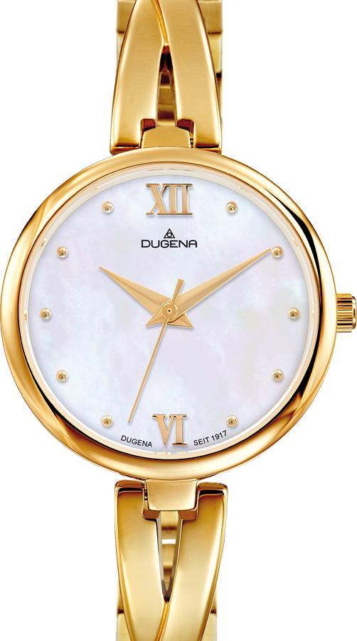 Đồng hồ Dugena nữ Elin 4460669 dây vàng