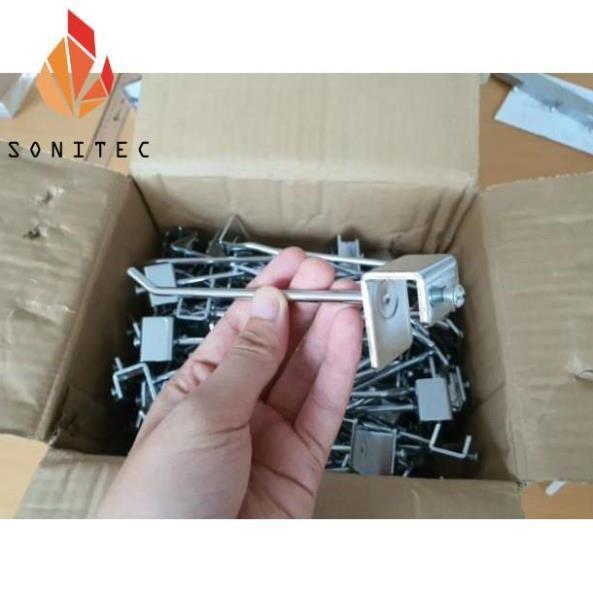 Móc treo phụ kiện YON cài thanh inox 15*30mm