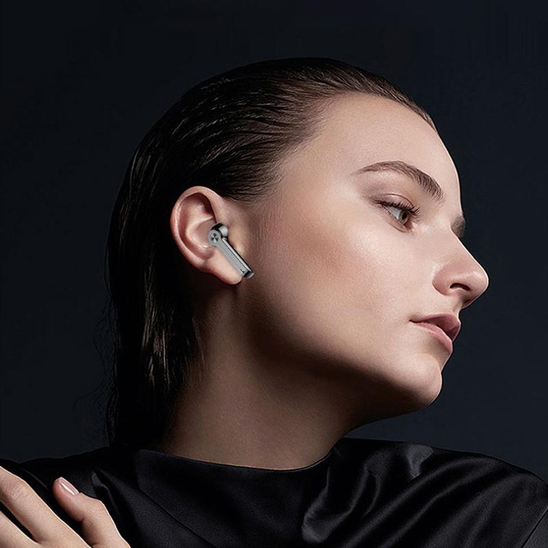 Tai nghe Bluetooth True Wireless Tai Nghe Thể thao không dây nhét tai - Hàng Chính Hãng PKCB