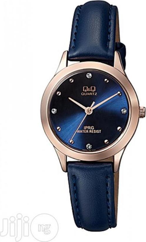 Đồng hồ nữ Q&Q Citizen QZ05J102Y dây da