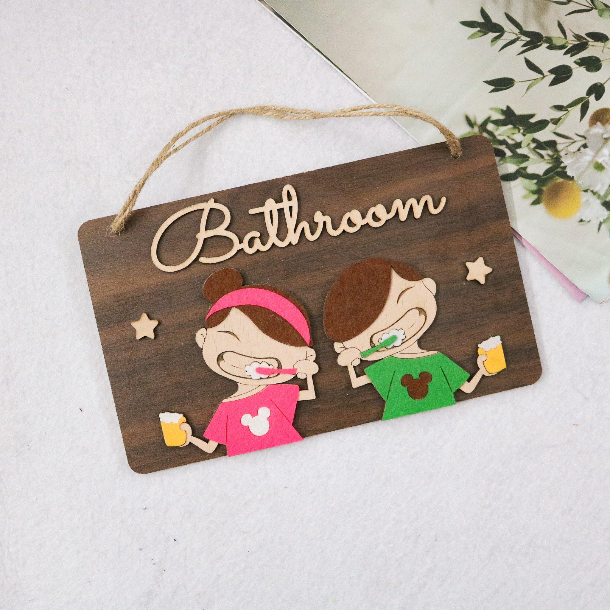 Bảng treo BA20 bathrom
