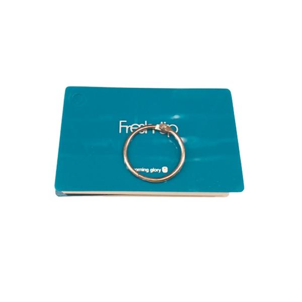 Morning Glory - Flash Card Fresh-Up (Không Dòng/88x56mm) - 80378 - Xanh Dương