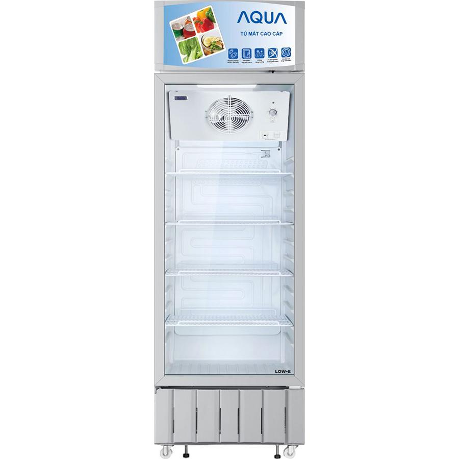 Tủ Mát Aqua AQS-F318S (240L) - Hàng Chính Hãng - Chỉ Giao tại HCM