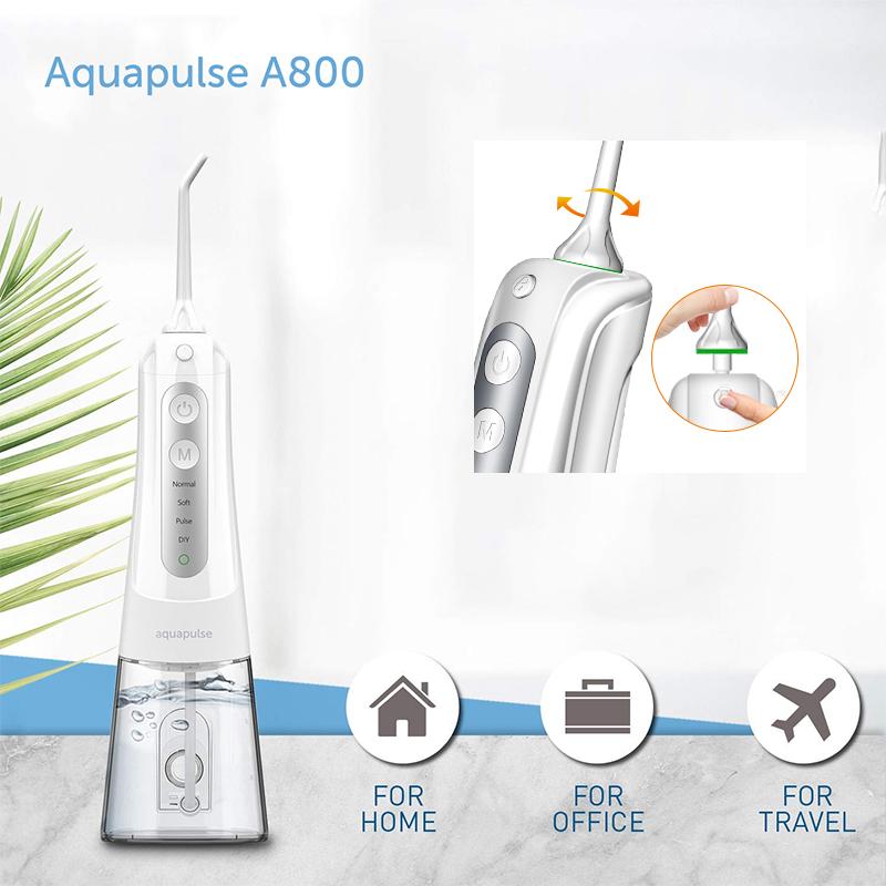 Đầu tăm thay thế máy tăm nước Aquapulse - Dùng cho răng cấy ghép, răng sứ, răng giả