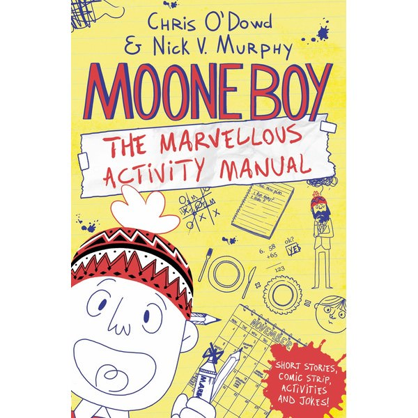 Moone Boy: The Marvellous Activity Manual