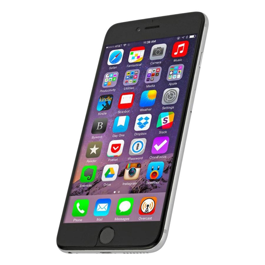 Bộ Kính Cường Lực iPhone 6 Plus / 6S Plus Remax (Trong Suốt) Và Miếng Dán Mặt Sau Vân Carbon (Trong suốt) - Hàng Chính Hãng