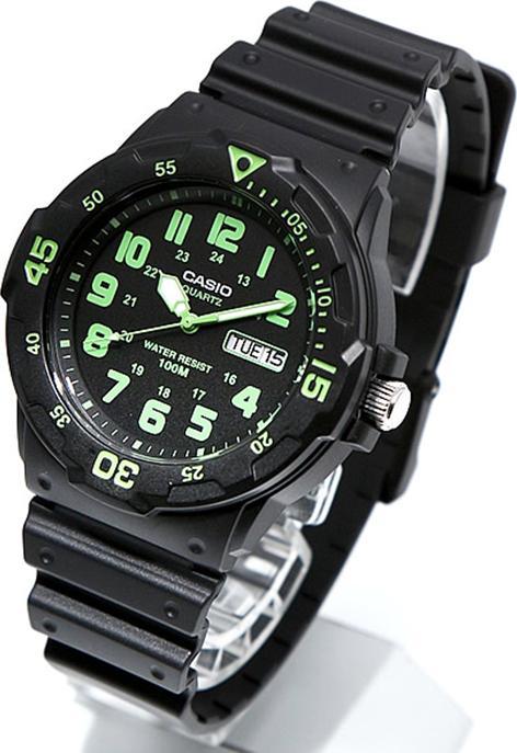 Đồng hồ Casio unisex dây nhựa MRW-200H-3BVDF (45mm)