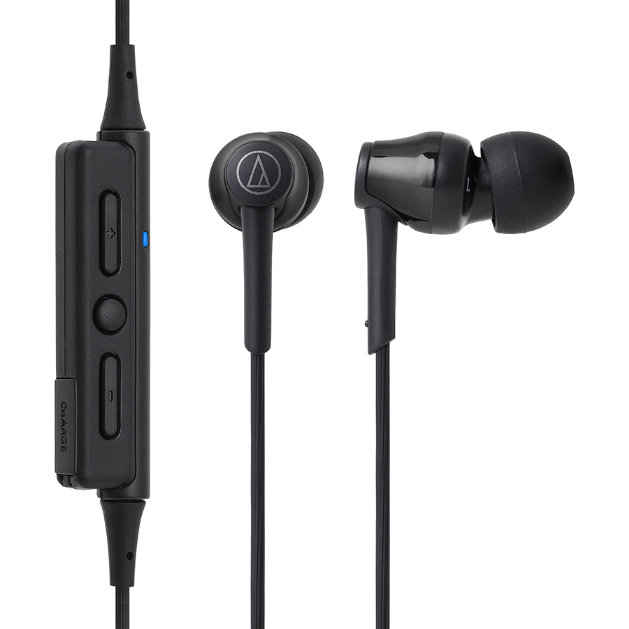 Tai Nghe Bluetooth Nhét Tai Audio Technica ATH-CKR35BT - Hàng Chính Hãng