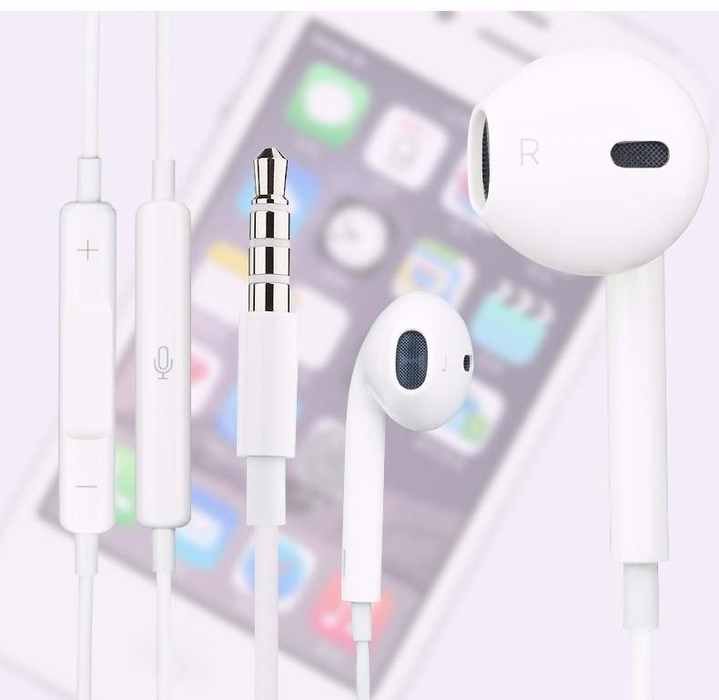 Tai nghe nhét tai âm thanh vòm 3D cho IOS cao cấp