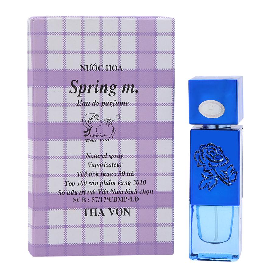 Nước Hoa Nữ Spring M. Tha Von
