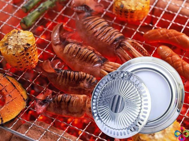 Vỉ nướng inox dùng cho bếp gas, điện, hồng ngoại