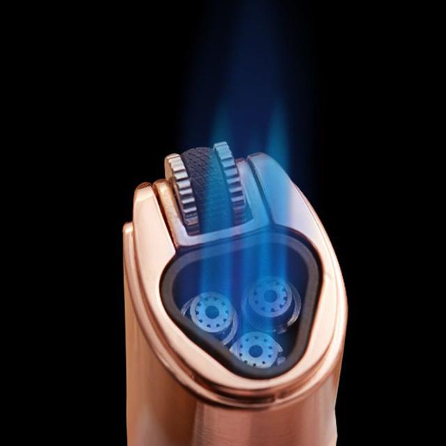 Combo Hộp Qụet Bật Lửa Khò ZB 307 Thiết Kế Nhỏ Gọn Sang Trọng Lửa Khò Mạnh Mẽ Nhiều Màu ( Giao Màu Ngẫu Nhiên ) + Tặng Bình Gas Chuyên Dụng Cho Bật Lửa Gas Đá Cao Cấp