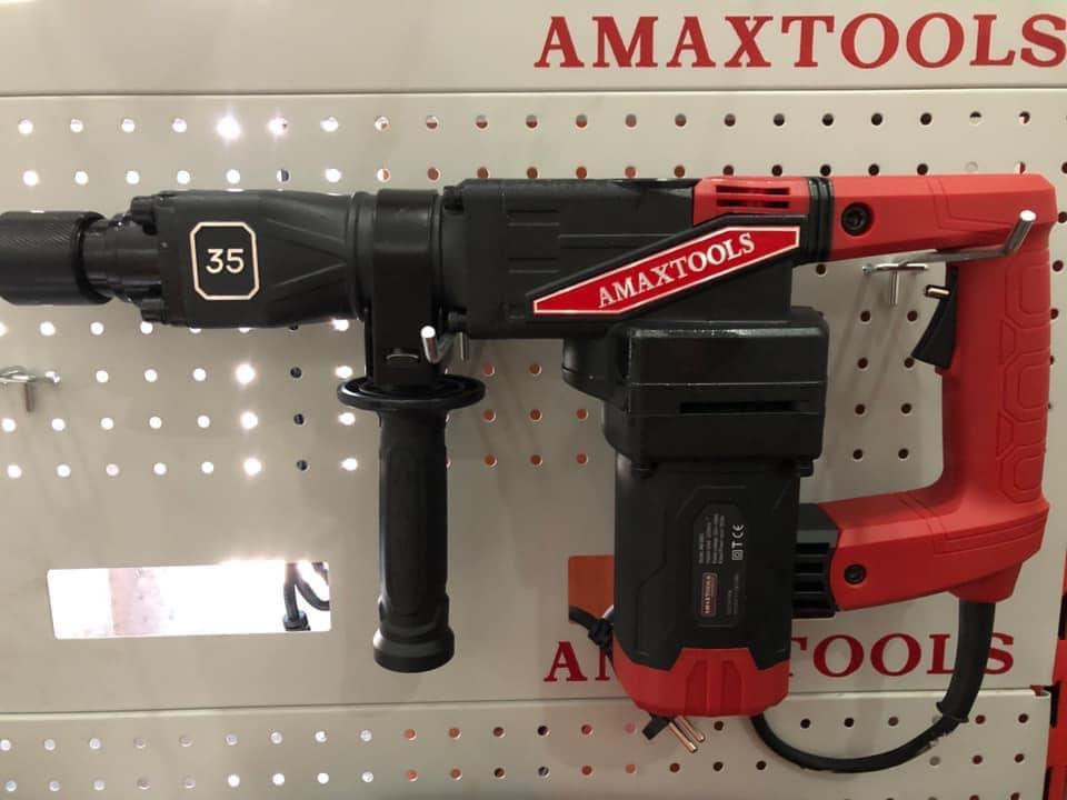 Máy đục bê tông 17mm Amaxtools AM0860 (1600w)