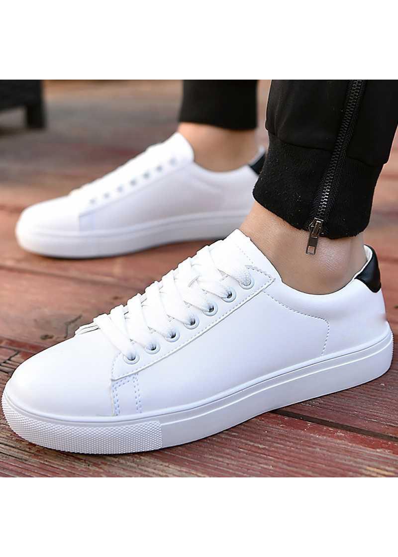 Giày sneaker thể thao buộc dây nam Udany_ GSN011_năng động cá tính