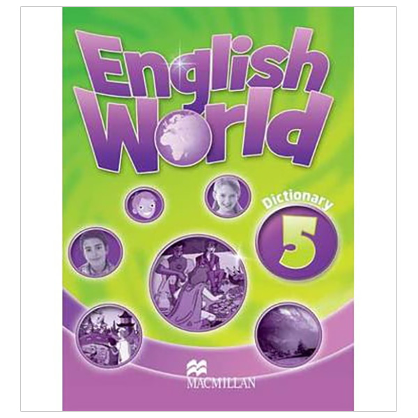 English World 5: Dictionary