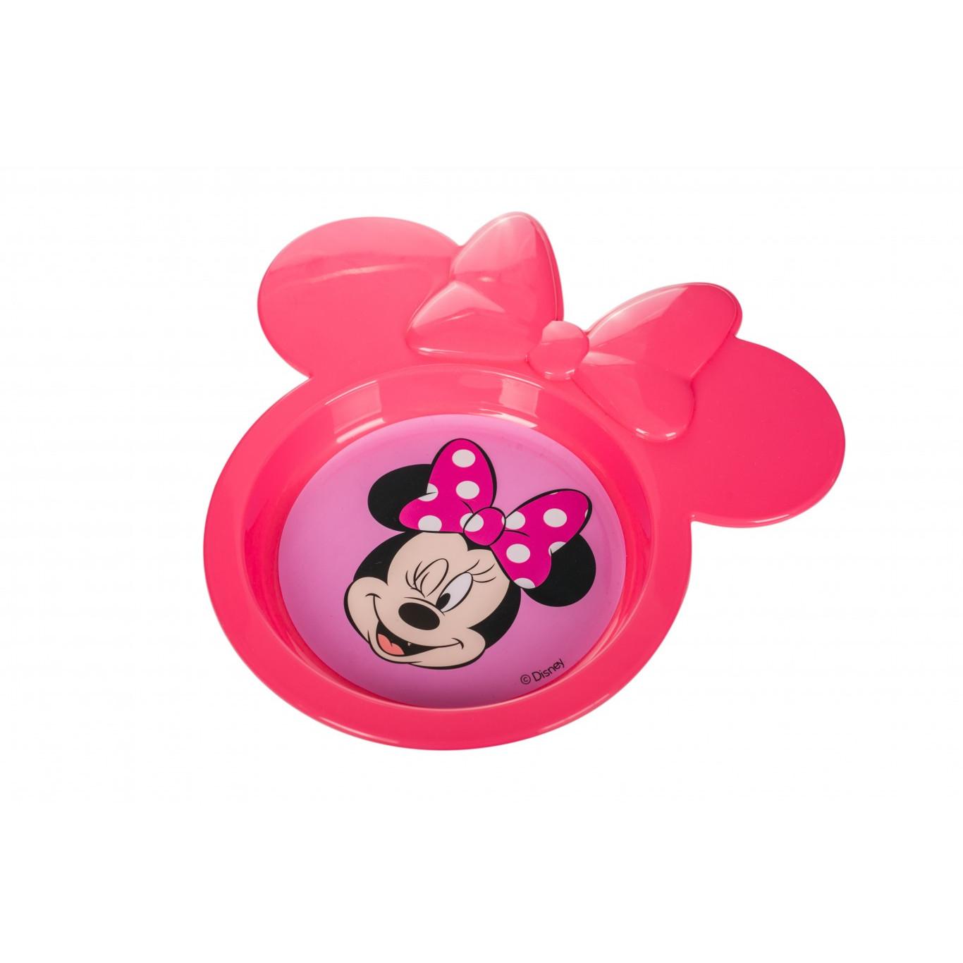 Bát Ăn Dặm Hình Mickey Dễ Thương Cho Bé