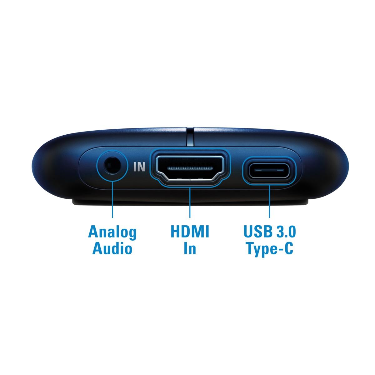 Thiết bị streaming Elgato Game Capture HD60 S+  Hàng Chính Hãng