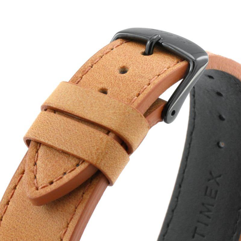 Đồng hồ Timex Originals 42mm Leather Strap Watch TW2U05800