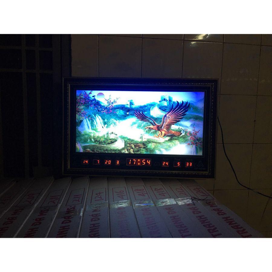 Đồng Hồ Lịch Vạn Niên Cát Tường 68304
