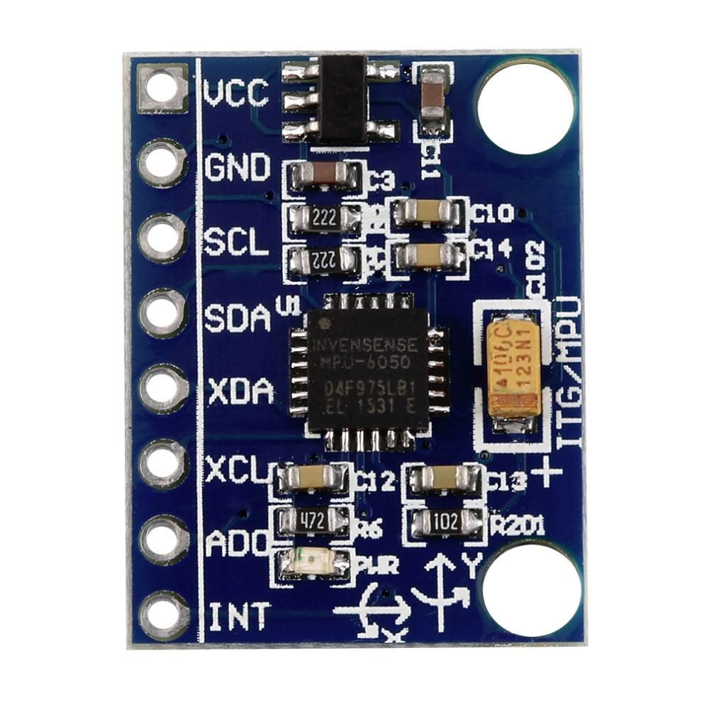 Module Cảm Biến Gia Tốc Góc MPU6050 - GY521