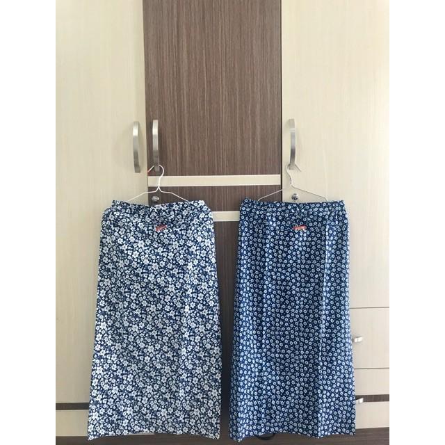 Váy chống nắng chất thô - Mặc 2 mặt