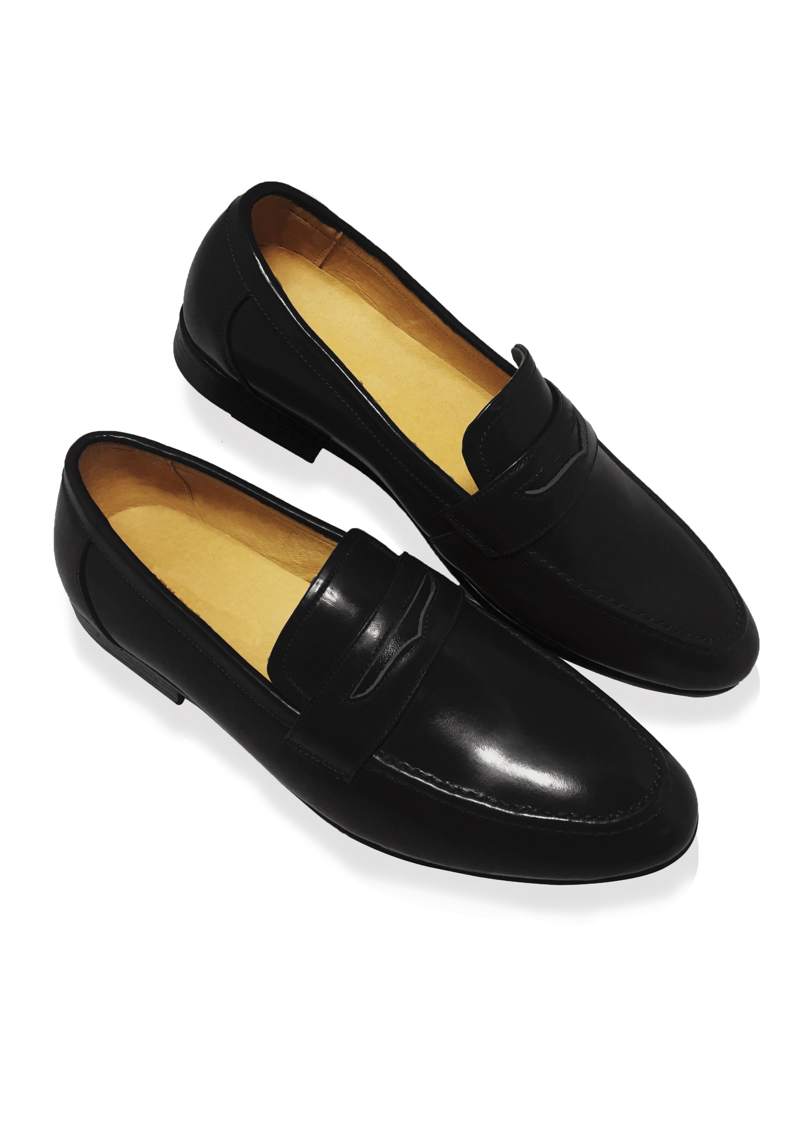 Giày Da Nam Cao Cấp Phong Cách Trẻ Trung Năng Động Lịch lãm, Giày Tây Nam HS36