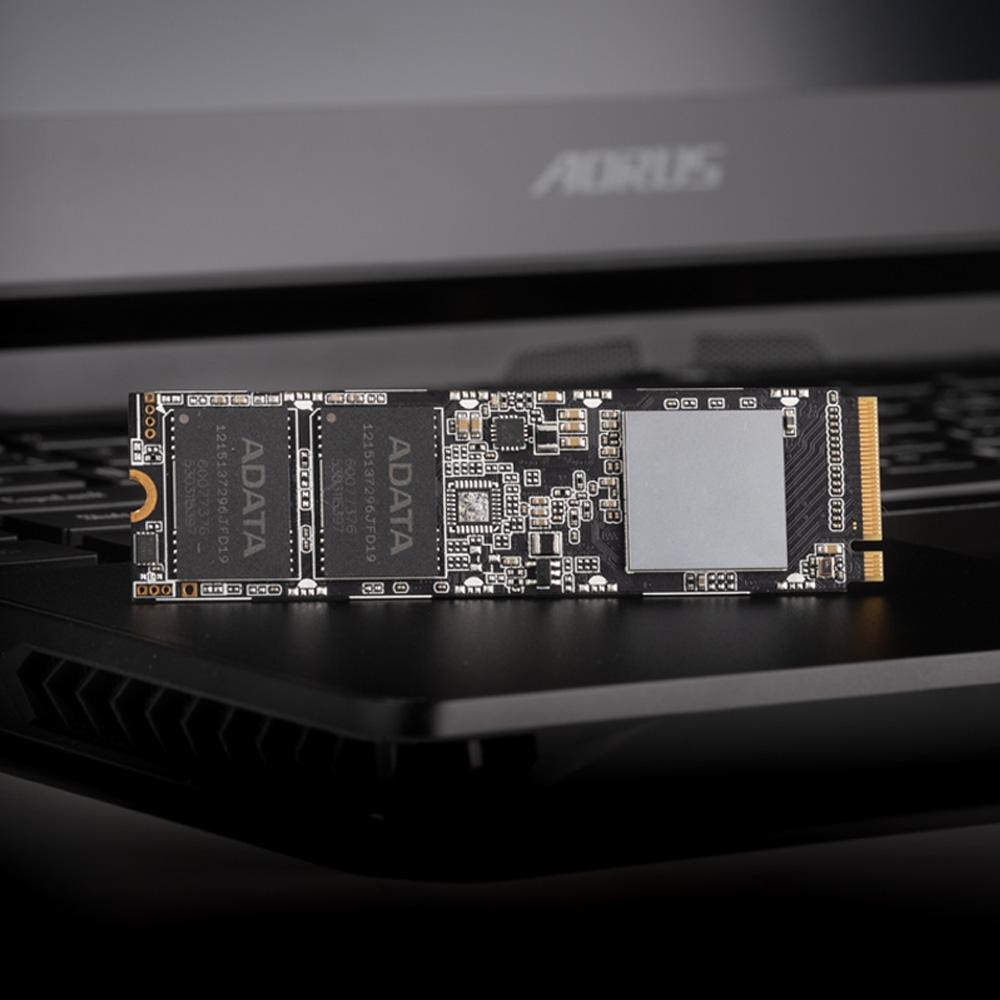 Ổ cứng SSD XPG SX8100 PCIE GEN3X4 256GB M.2 2280 - Hàng Chính Hãng