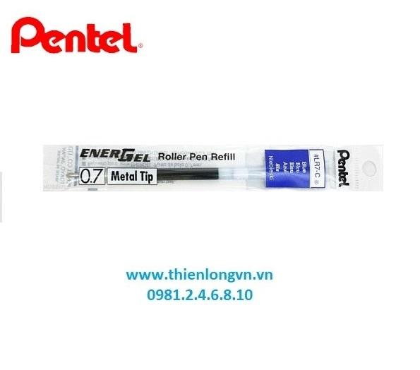 Ruột bút nước energel Pentel LR7 màu xanh 0.7mm