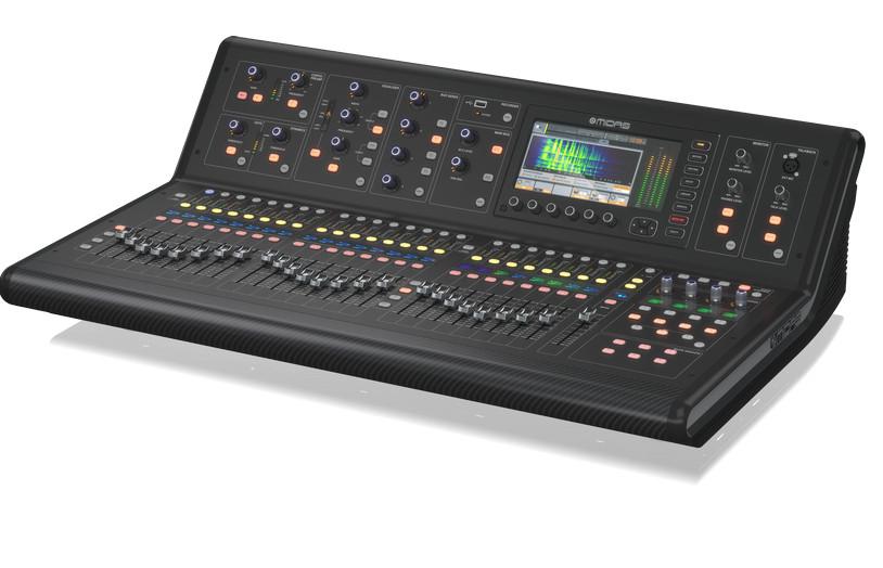 Mixer kĩ thuật số MIDAS M32 LIVE - 40 kênh- Hàng Chính Hãng