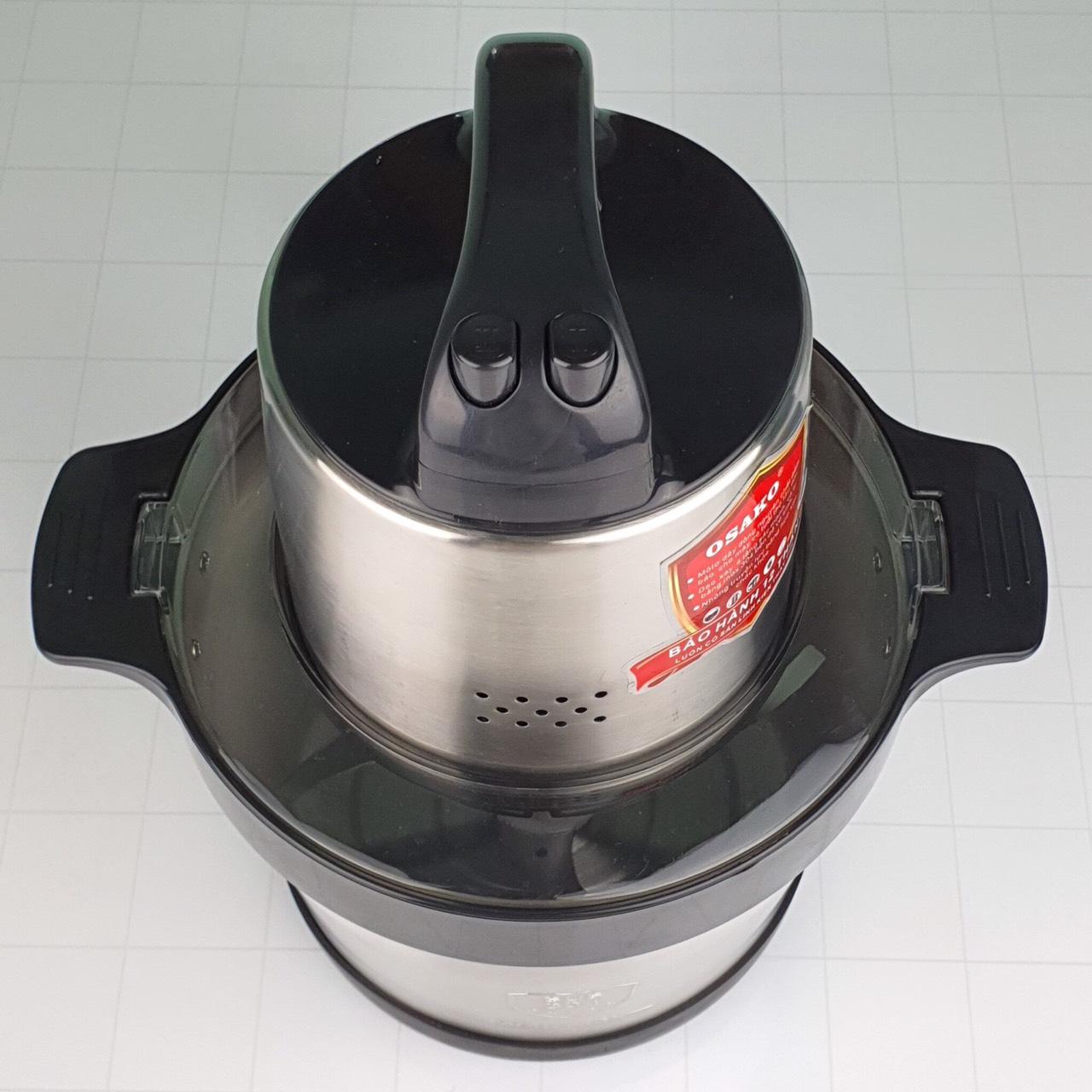 Máy xay thịt công suất 1000W, cối inox 6L Osako OST-1020-hàng chính hãng