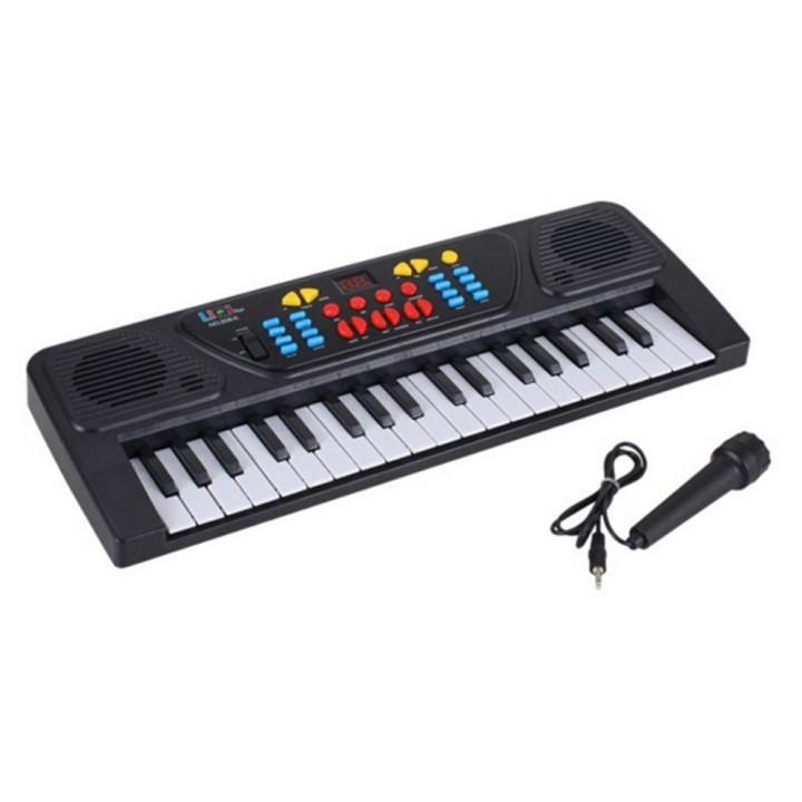 Đàn Organ Melody Mixing Có Mic Cho Bé (Cho Bé Tập Học Nhạc, Khơi Dậy Những Cảm Xúc Và Nhận Thức Của Bé Đối Với Thế Giới Âm Nhạc)