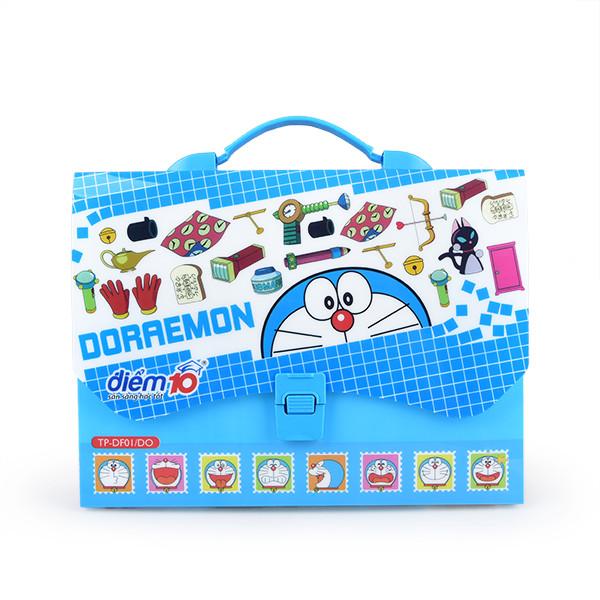 Cặp học thêm Điểm 10 Doraemon TP-DF01/DO