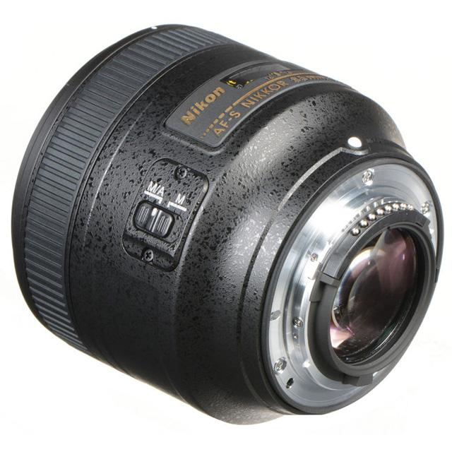 Ống Kính Nikon 85mm F1.8G - Hàng Nhập Khẩu