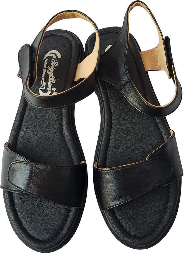 Giày Sandal Nữ BIGGBEN Da Bò Thật SDN59