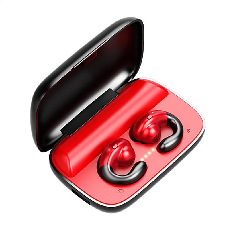 Tai Nghe Bluetooth Thể Thao 5.0 Móc Tai S19 Dalugi - Chính Hãng