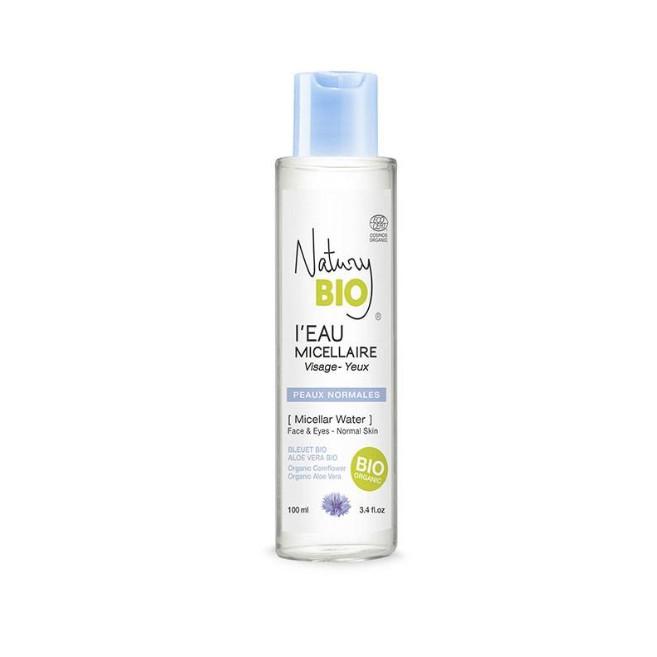 Nước tẩy trang Natury Bio I'Eau  Micellar Water For Normal Skin dành cho da thường 100ml