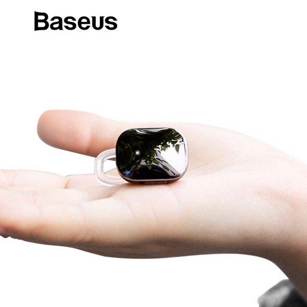 TAI NGHE BLUETOOTH CẢM ỨNG SIÊU NHỎ ENCOK A02 BASEUS - Hàng chính hãng