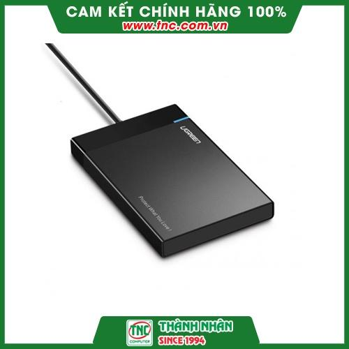 Box đựng ổ cứng 2.5 sata cổng USB 3.0 Ugreen 30847  Hàng chính hãng.