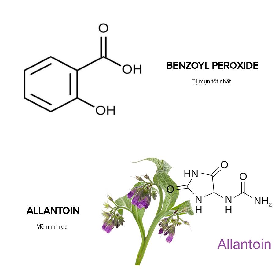 Kem điều ngừa mụn chuyên sâu Paula's Choice chứa 5% Benzoyl Peroxide 15ml
