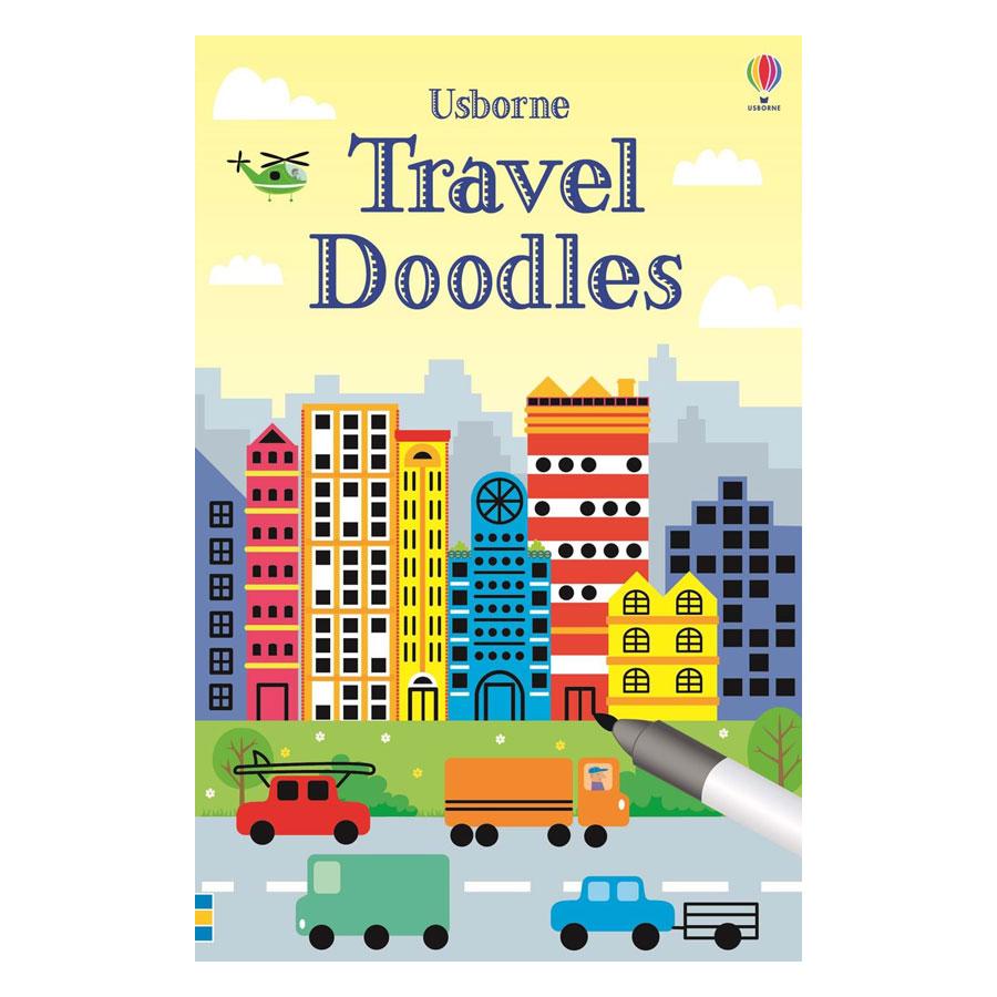 Usborne Travel Doodles