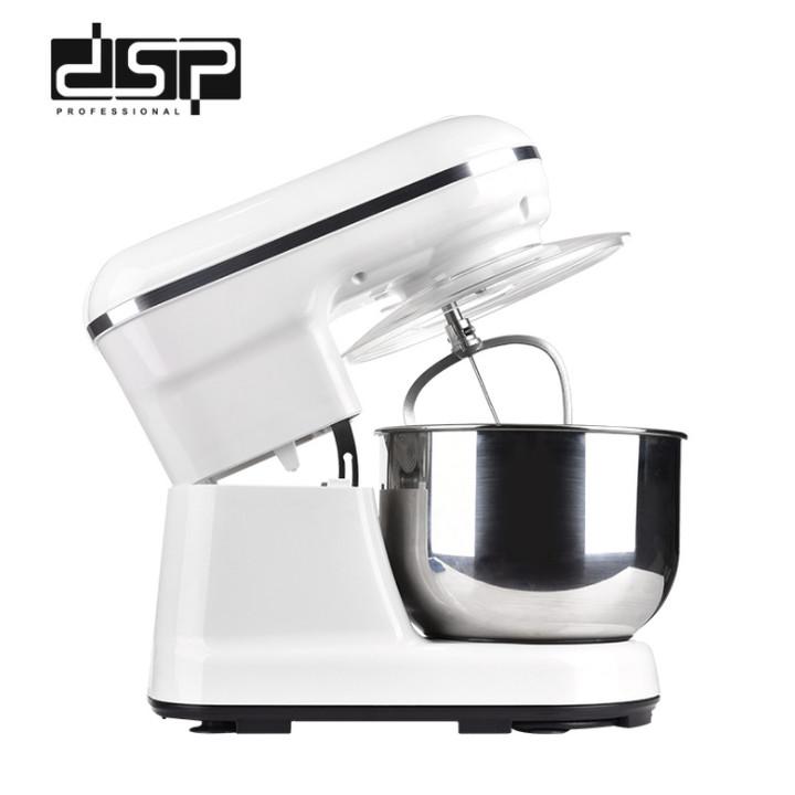 Máy trộn bột và đánh trứng dung tích 5 lít cao cấp DSP KM3007 Công suất: 1200W với 5 tốc độ đánh khác nhau - Hàng nhập khẩu