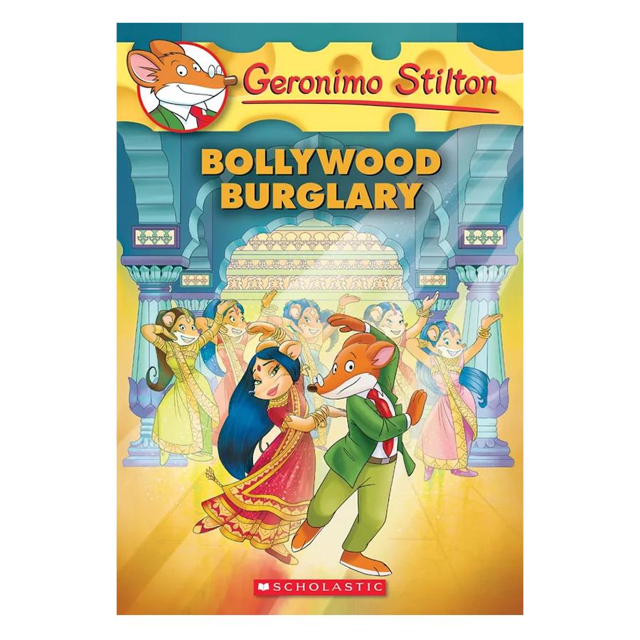 Geronimo Stilton 65: Bollywood Burglary