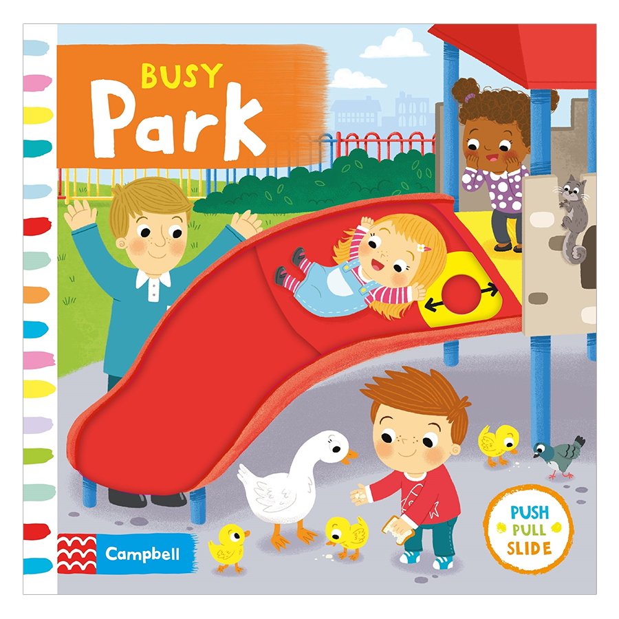 Busy Park - Busy Books